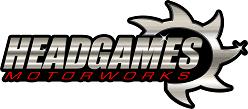 Headgames Motorworks Logo