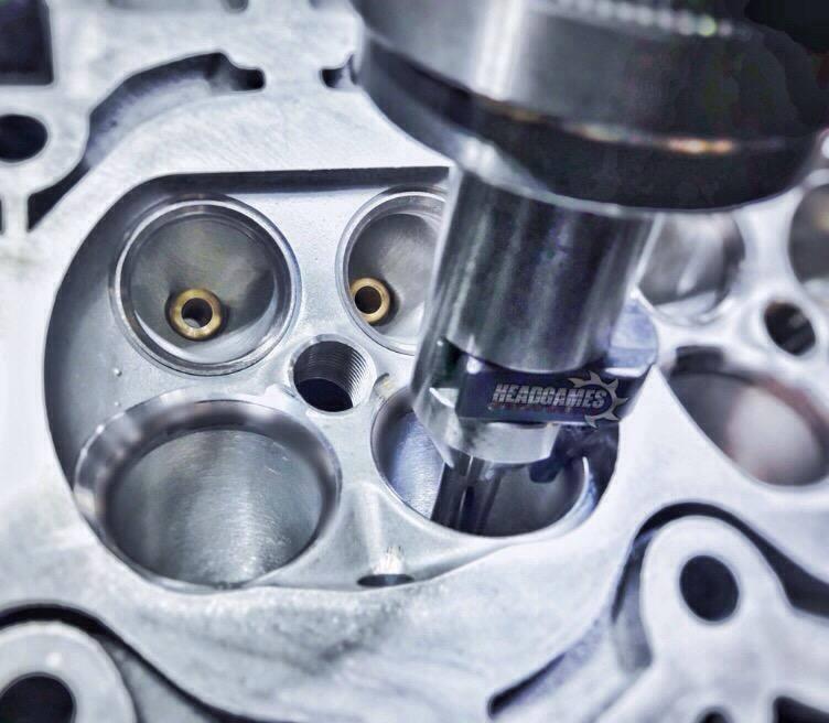 Cylinder Head Services | Porting, Valve Jobs, Valvetrain